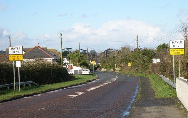 Mellanear Road, Hayle