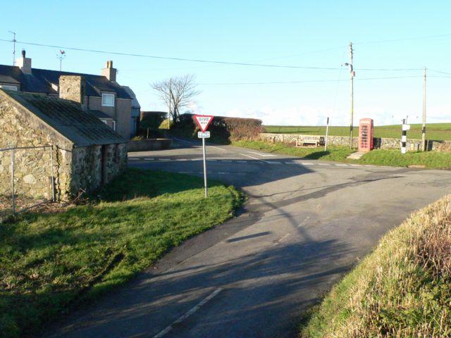Dothan, Anglesey.