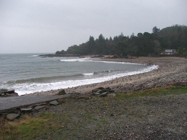 Torrisdale Bay.