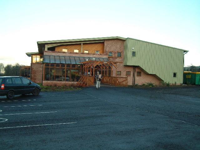 Jamesfield Shop and Restaurant