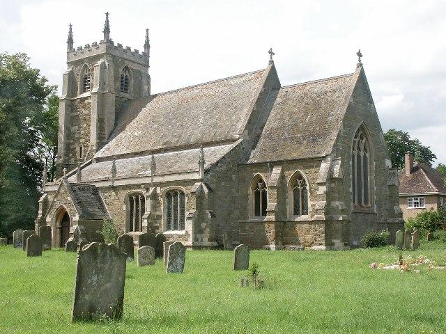 St Helen, Mareham-le-Fen