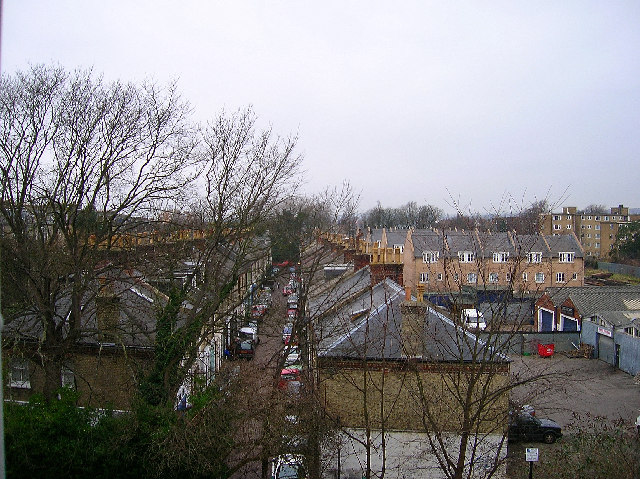 Cambridge Grove, Hove