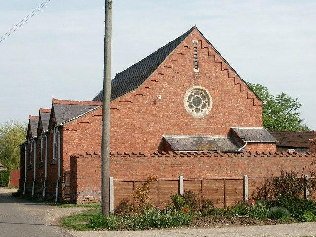 Wesleyan Chapel, Mareham Le Fen
