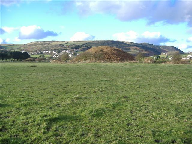 Cronk Howe Mooar near Port Erin