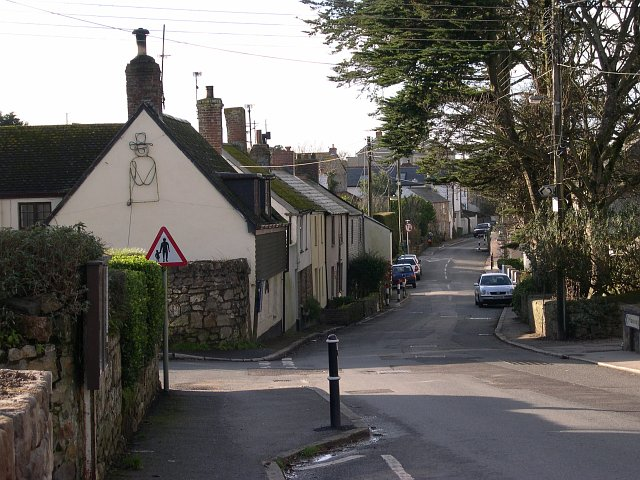 Goldsithney Village