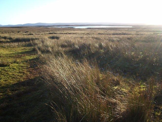 Looking towards Loch Preas nan Sgiathanach