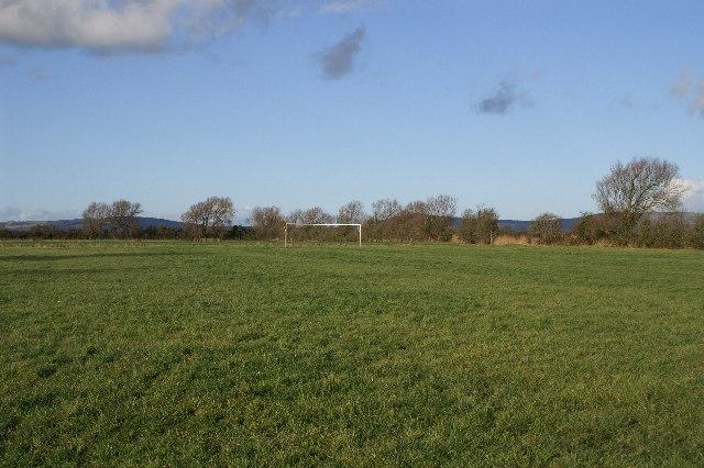 Football Pitch at Mark Village Hall