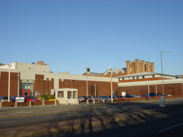 Walton Prison, Hornby Road.