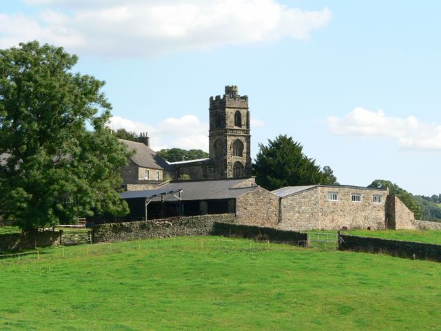 St. John's Church, Dethick.