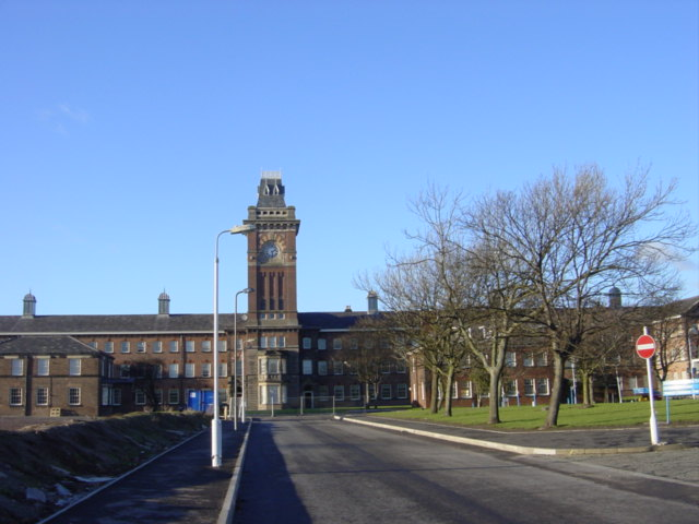 Walton workhouse, Rice Lane