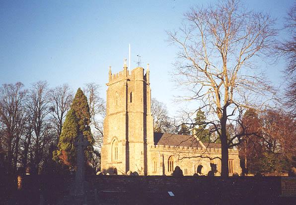 Bradford-on-Tone, St. Giles church