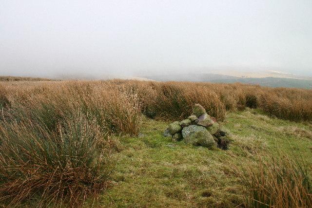 Summit Cairn Ponsonby Fell