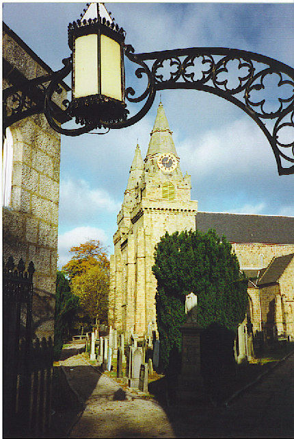 St Machar Cathedral, Old Aberdeen