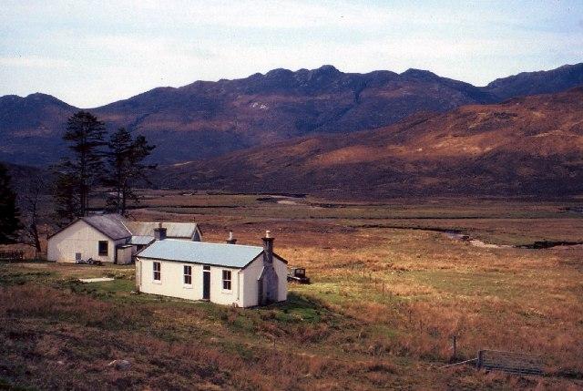 Bendronaig Lodge