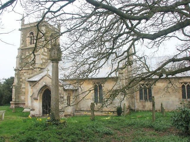 Holy Trinity, Raithby-by-Spilsby