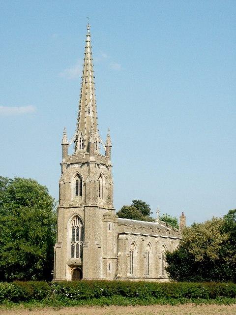St Andrew, Sausthorpe