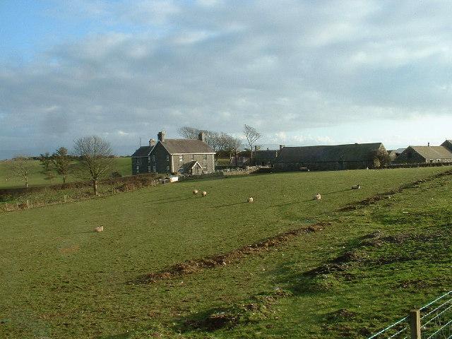 Glanllynnau Farm