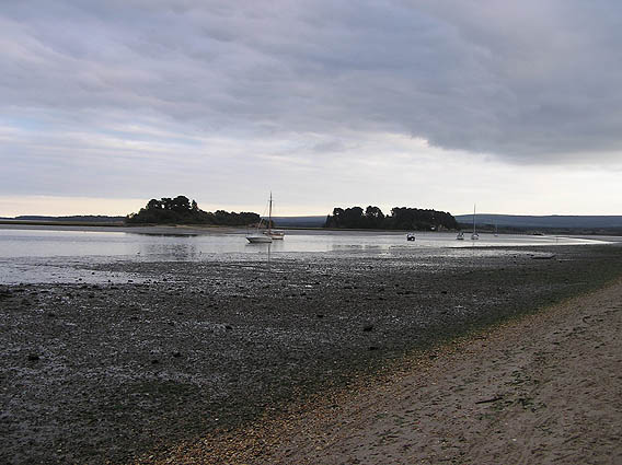 Wych Channel from Shipstal Point