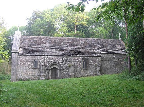St. Catherine's chapel, Milton Abbas