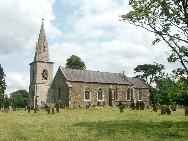 St Benedict, Scrivelsby