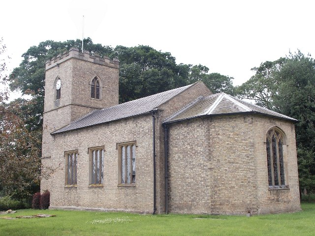 St Nicholas, Searby cum Owmby