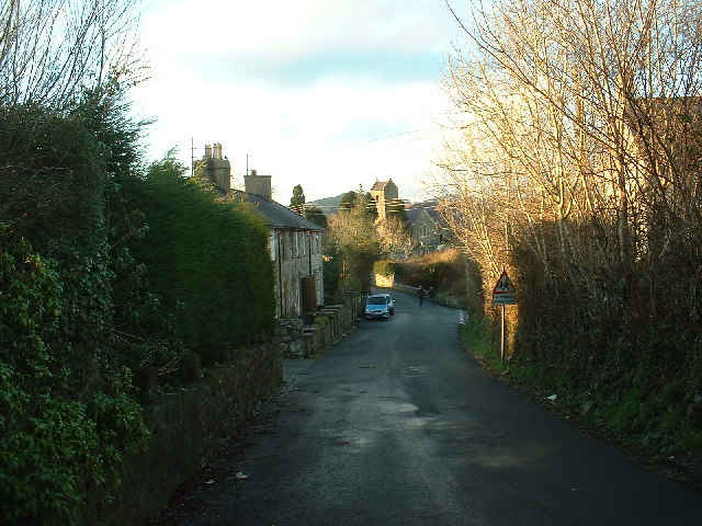 Llannor village