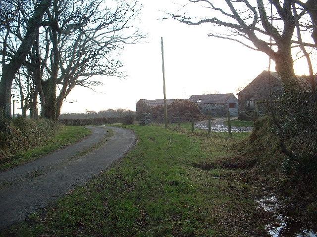 Ty'n-Llannor Fawr Farm