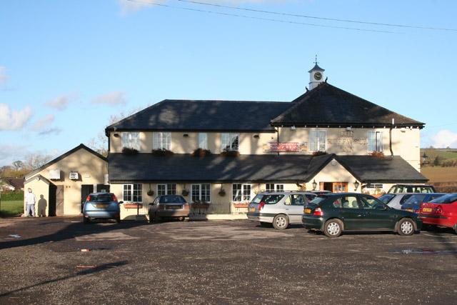 Silverton: The Ruffwell Inn