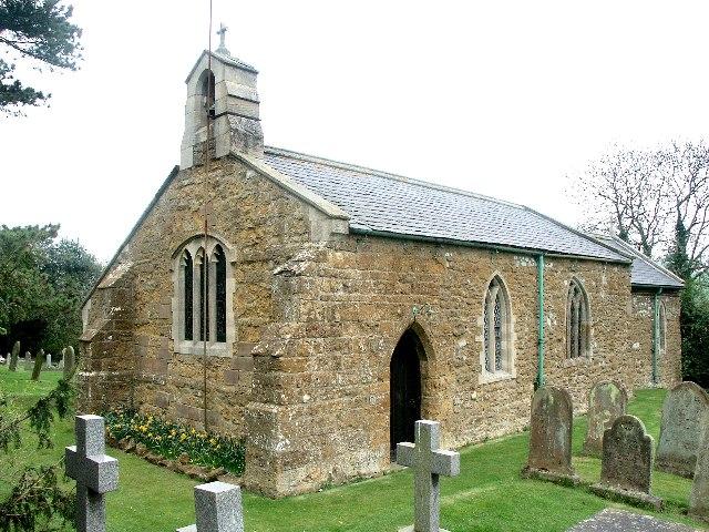 All Saints, Thorganby