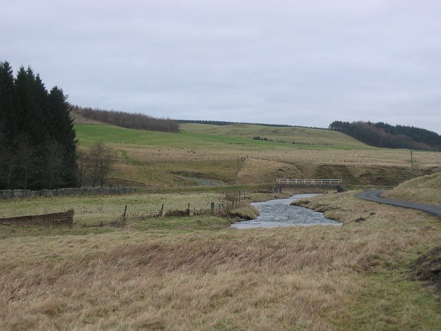 Borthwick Water.
