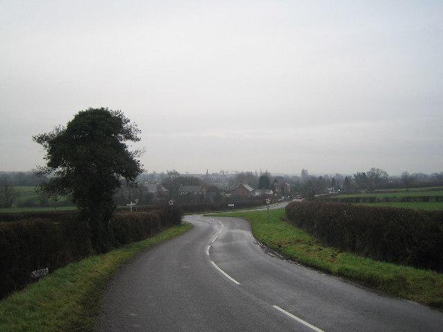 Diseworth Village