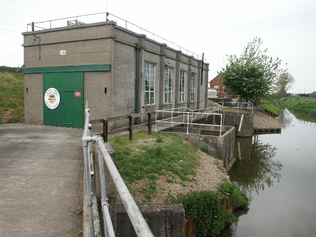 Thorpe Culvert Pumping Station