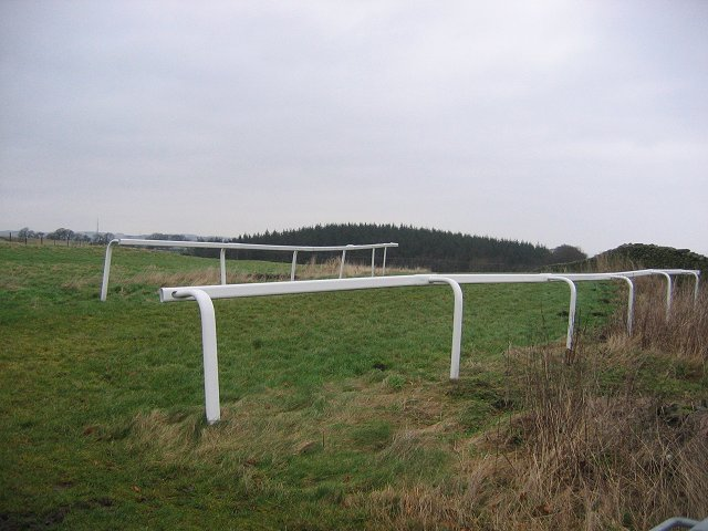 Hawick Racecourse.