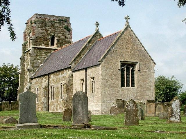 St Peter, Toynton St Peter