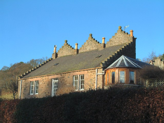 Crowstep gables