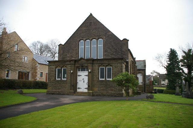 The Methodist Church, West Bradford