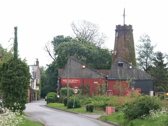 Bateman's Brewery, Wainfleet