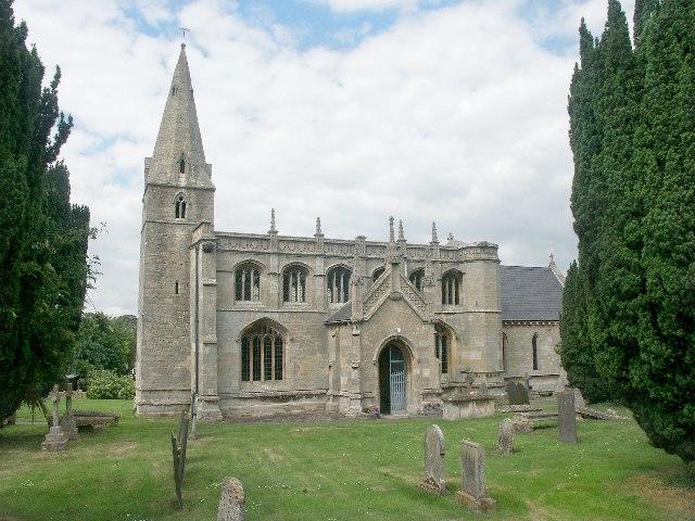 St Bartholomew, Welby
