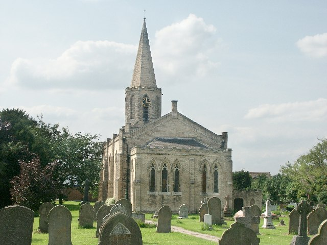 St Mary the Virgin, West Butterwick