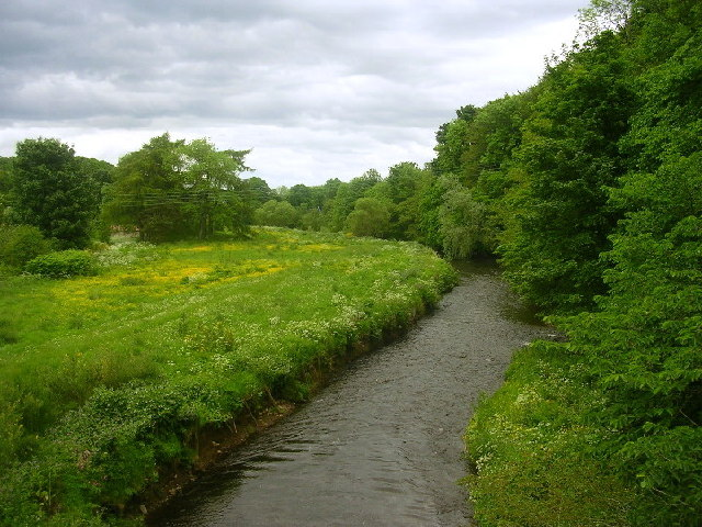 River Bogie at Huntly