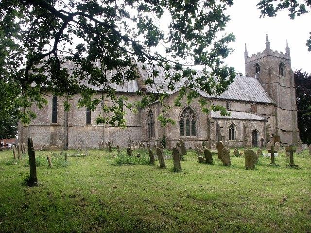St Mary, Weston