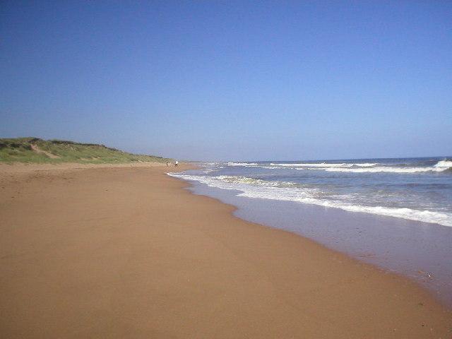 Donmouth Beach, Aberdeen
