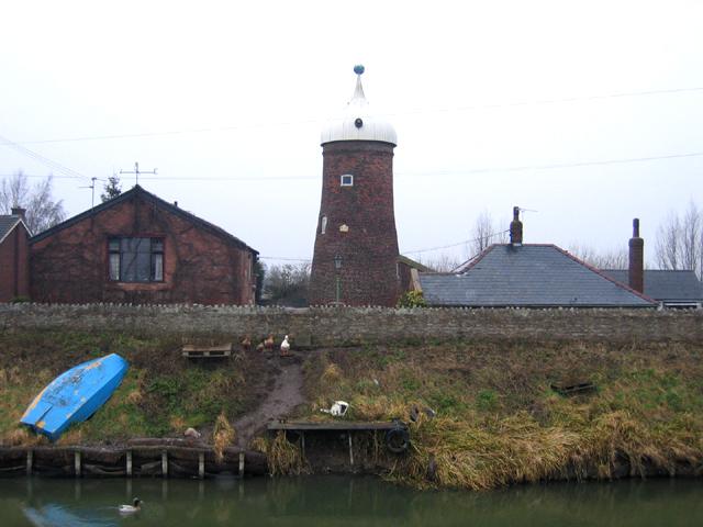 Glenside Mill, Pinchbeck West, Lincs