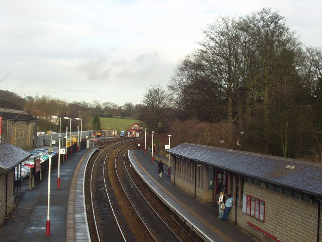 Horsforth Station