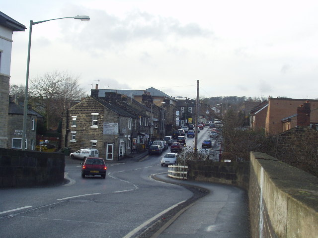 Station Road, Horsforth