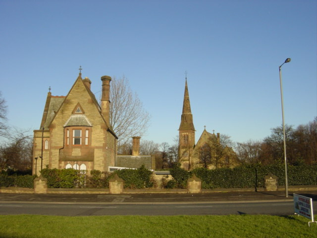 Everton Cemetery Gatehouse and Chapel