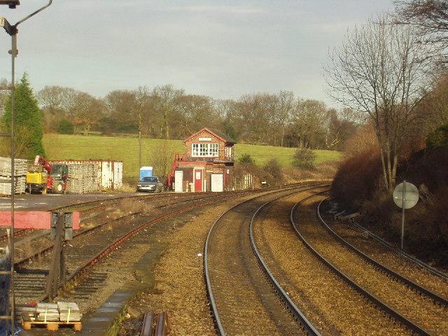 Horsforth Signal Box
