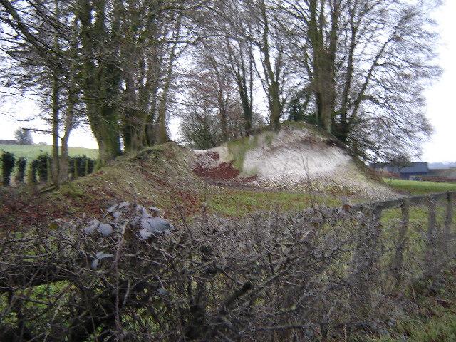 Meon Valley Railway Embankment