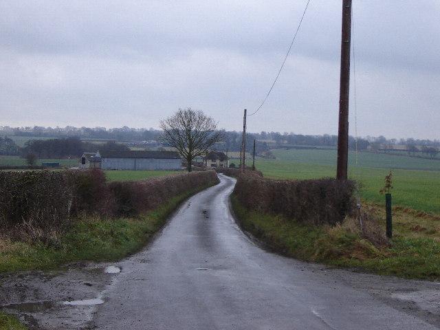 Fielder's Farm, Hall Lane, Near Farringdon