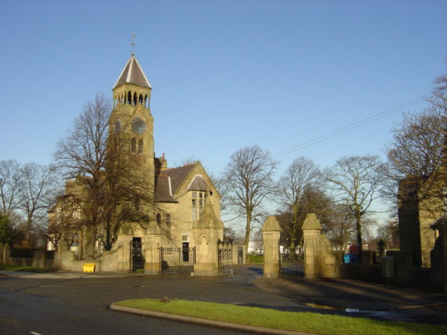West Derby Cemetery Gatehouse, Lower House Lane